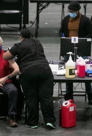 Власти Нью-Йорка предупредили о нехватке вакцины от коронавируса
