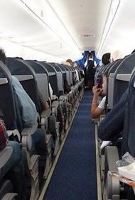 В Минводах сел самолёт Магас – Москва из-за проблем с сердцем у пассажира