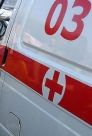 Ребенок погиб во время катания с горки на детской площадке в поселке под Дмитровом