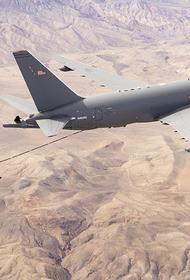 Boeing завершает контракт на поставку 79 новейших воздушных топливозаправщиков для ВВС США