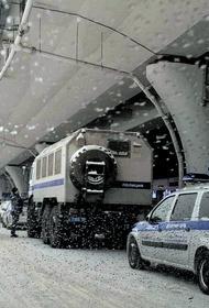 Россия ждет Навального. Полиция «оккупировала» аэропорт Внуково - работают три подразделения, рекомендовано взять противогазы