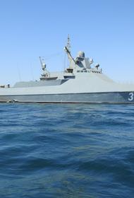 США могут испытать в реальном бою ракету, применение которой отрабатывалось на учениях для «уничтожения» Черноморского флота РФ