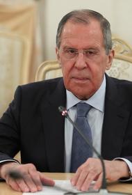 Лавров заявил, что у России «даже близко» нет мыслей о включении в свой состав Нагорного Карабаха