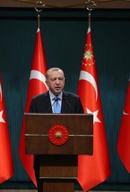 Бывший премьер Турции Давутоглу предрек скорое «устранение» президента Эрдогана