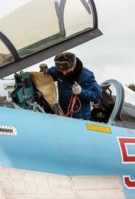 Самолеты ВКС России нанесли десятки ударов по джихадистам в центральной части Сирии