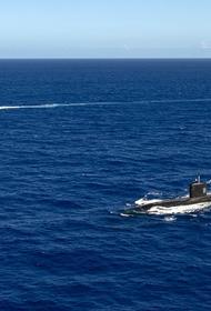 National Interest назвал главным козырем США в возможной морской войне с Россией подлодки «Колумбия»