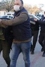 В Турции вновь начались массовые аресты старших офицеров