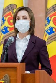 Санду пробует решить вопрос с Приднестровьем в Брюсселе