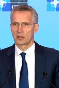 Столтенберг: Вступлению Грузии в НАТО Москва не может помешать