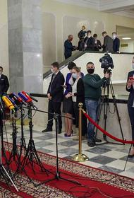 Сергей Миронов прокомментировал ситуацию вокруг Алексея Навального