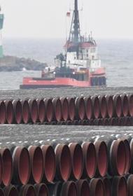 США ввели санкции против трубоукладчика «Северного потока — 2» судна «Фортуна»
