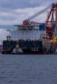 Германия раскритиковала решение о новых американских санкциях против «Северного потока — 2»
