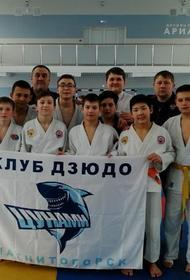 В Челябинске завершился первый этап Детской лиги дзюдо «Триумф Energy»