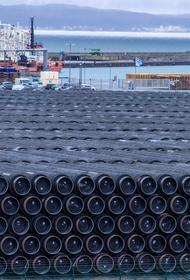 «Газпром» предупредил о возможном приостановлении  «Северного потока – 2»