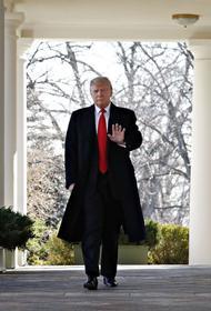 Трамп пообещал на прощание, что все только начинается