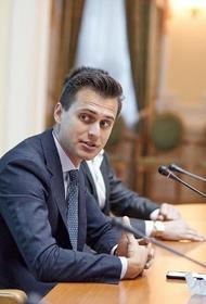 Правительство Украины согласовало назначение 29-летнего шоумена Александра Скичко губернатором