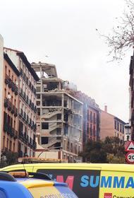 Количество пострадавших при взрыве в центре Мадрида увеличилось до одиннадцати