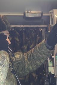 Силы ПВО Каспийской флотилии провели учения средств РЭБ