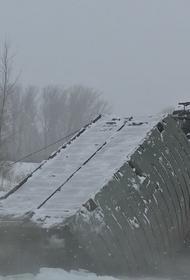 Понтонеры отдельной Алкинской инженерной бригады ЦВО за 6 часов подготовили переправу  в сложных условиях