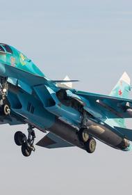 Появилось видео из района ракетного удара истребителя ВКС РФ по протурецким джихадистам в сирийском Идлибе