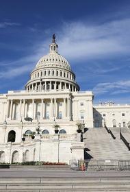 Конгрессмен-республиканец Харрис попытался пройти в здание Капитолия с оружием