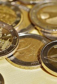Курс евро впервые с 8 января поднялся выше 91 рубля