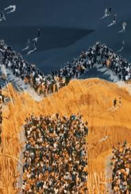 Как вымирает Украина: в 2020 году смертность в стране в два раза превысила рождаемость