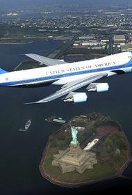 Байден успеет полетать на новом американском президентском самолете стоимостью 5,3 млрд долларов