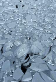 В Саратове глыба льда, упавшая с крыши, убила мальчика