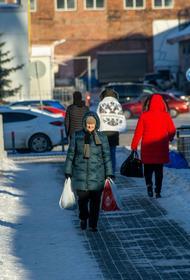 Жителей Челябинской области предупредили о возможности обморожения