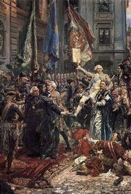 В этот день в 1793 году произошел второй раздел Речи Посполитой