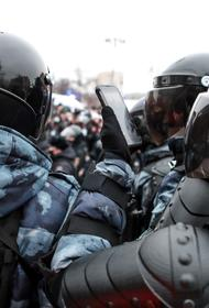 В Петербурге задержан мужчина, напавший 23 января на сотрудников ДПС на Сенатской площади