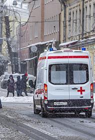 Депздрав: В больницах Москвы нет пострадавших в ходе незаконных акций 23 января