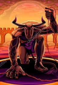 А что если минотавр был человеком? Теории о древних мифах Греции