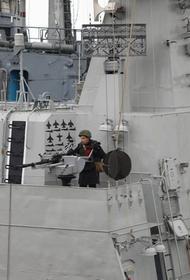 Более 40 боевых кораблей и судов обеспечения Каспийской флотилии (КФл) приступили к подготовке морского похода