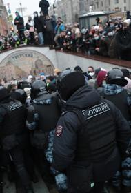 Глава МИД Британии прокомментировал протестные акции в России