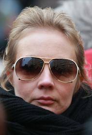 Юлию Навальную 23 января отпустили из полиции