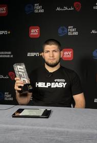 Хабиб оценил поражение Макгрегора от Порье на турнире UFC
