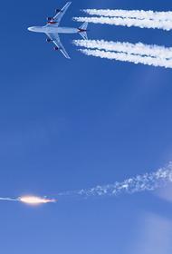 Полку космических ракет воздушного старта прибыло
