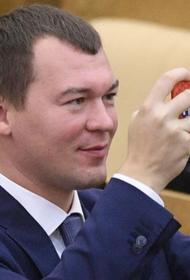 Михаил Дегтярев оказался аутсайдером кремлевского рейтинга губернаторов
