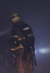 Один человек погиб при пожаре на заводе в Уфе