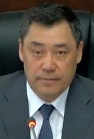 Избранный президент Киргизии первый зарубежный визит совершит в Россию