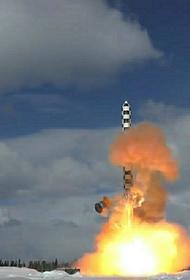 Издание Sohu назвало «Сармат» самой страшной для НАТО ракетой из арсенала России