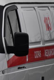 Три человека пострадали в ДТП со скорой помощью и автокраном в Самаре