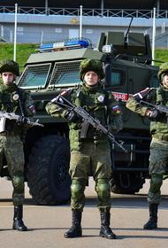 Российских военных ввели в сирийский Камышлы на границе с Турцией из-за боев между отрядами самообороны и курдами
