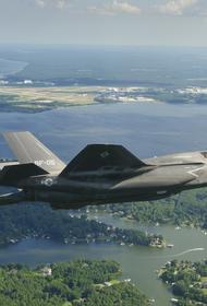 Экс-офицер США Скотт Купер назвал истребитель F-35 главным оружием сдерживания России в руках Америки