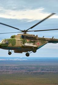 Ресурс Avia.pro: выпущенная сирийскими джихадистами ракета прошла рядом с российским Ми-8