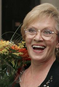 Актриса Алиса Фрейндлих переведена из реанимации в лечебное отделение