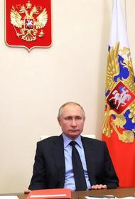 Путин заявил, что глобальный военный конфликт в нынешнюю эпоху привел бы к концу цивилизации