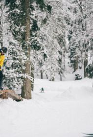 В горах Сочи открылся уникальный сноупарк